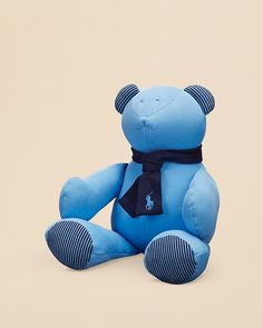 Ralph Lauren Childrenswear Infant Boys' Plush Bear - Ages 0+