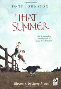 That Summer by Tony Johnston