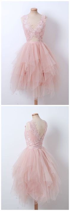 pink homecoming dresses,lace homecoming dresses, tulle homecoming dresses, beautiful homecoming dresses Dresses Elegant, Affordable Prom Dresses, Cheap Prom Dresses, Pretty Dresses, Beautiful Dresses, Lace Homecoming Dresses, Bridesmaid Dresses, Graduation Dresses, Dress Prom