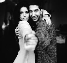 ross and monica. my brother and i already have is type of relationship! i love it!