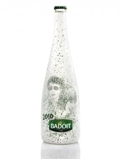 Other Breweriana Breweriana, Beer Reasonable Publicite Advertising 1968 Badoit Eau Minérale Possessing Chinese Flavors