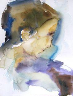 Watercolor by Sylvia Baldeva