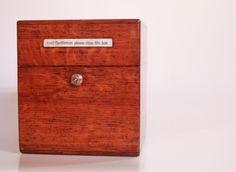 Late Victorian Oak Decanter Box by Leuchars | jasonclarkeltd - Antique Vintage Decor