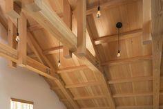 Marin County Barn Renovation by Richardson Architects