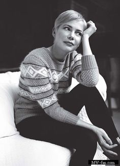 Simplicity and Elegance: Michelle Williams.