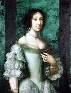 Archduchess Claudia Felicitas of Austria  by Carlo Dolci