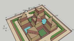 E square '9 - 3D Warehouse