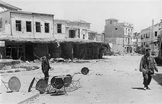 Heraklion shortly after the capture by German troops, Crete 1941 - pin by Paolo Marzioli