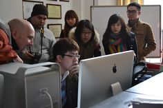 Benedictine University students aren't learning about distant lands from their textbooks or Google – they're hitting the streets in China as part of a new course designed to deepen their understanding of media and its influence on an international scale.