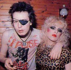 Sid Vicious & Nancy Spungen