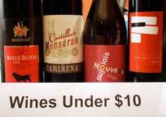 Cheap & Cheerful Red Wines To Banish the January Blues