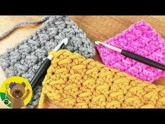 Padrão de Pontos para o Crochê | Super fácil de fazer - YouTube