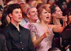 Taylor swift, shawn mendes and camila cabello are sitting next to Shawn Mendes Gif, Shawn Mendes Imagines, Shawn Mendes Facts, Kristen Stewart, Shawn Mendes Camila Cabello, We Heart It, Mendes Army, Taylor Alison Swift, Shawn Mendes Taylor Swift