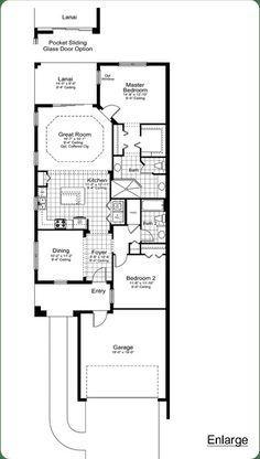 Crystal Sand Floor Plan by Neal Communities