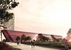 MECANOO'S THREE CULTURAL CENTERS & ONE BOOK MALL IN SHENZHEN