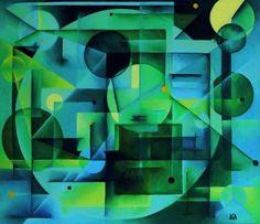 "Saatchi Art Artist Delta NA; Painting, ""BALANCE"" #art"