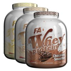 WHEY PROTEIN FA NUTRITION - 2,27Kg #beStrong #Fitness #supplements #suplementos #nutricionDeportiva Scitec Nutrition, Dark Chocolate Nutrition, Precision Nutrition, Whey Protein, Mason Jars, Fitness, Mason Jar, Glass Jars, Jars
