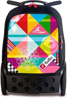 Mochila Trolley, Unisex, Lunch Box, Backpack Brands, Pockets, Bento Box