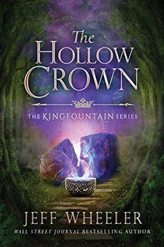 Exciting new fantasy books to read for fans of Game of Thrones, including The Hollow Crown by Jeff Wheeler.