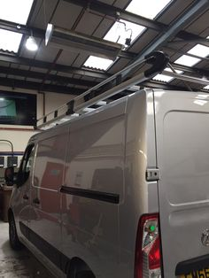 Van Guard Roof Racks On A Vauxhall Derby East Midlands