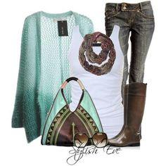 Moda i odjevne kombinacije - 527