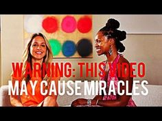 MAY CAUSE MIRACLES Interview with Latham Thomas- Putting On Your Spiritual Ear Muffs