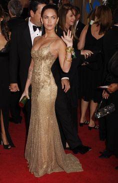Megan Fox, Golden Globe Awards