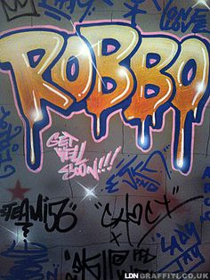 Marie Night And Day: KING ROBBO - JOHN ROBERTSON - STREET ARTIST