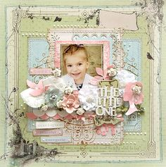 {The Little One} *Prima BAP* - Scrapbook.com