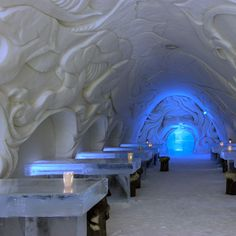 The 8 coolest ice hotels in the world (pun intended)