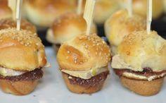 Mini-burgers foie gras et figues
