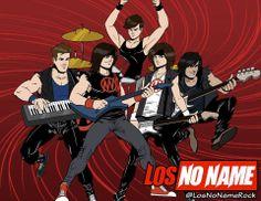 Cresta Metálica Producciones » Los No Name tocarán en el Union Rock Show en Maracay este sábado 23 de noviembre!!!