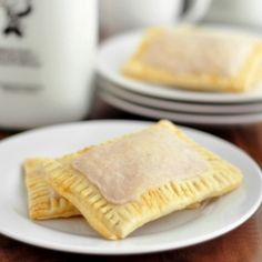 Homemade cinnamon brown sugar pop-tarts better than the store bought kind! Photographed step by step.