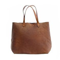 great tote, simple form