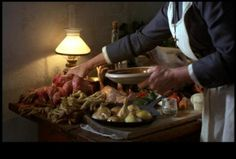 A Feast According to Babette | EatDrinkFilms.com