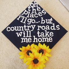 Purple and Gold Down to My Soul - #ECU #Graduation Cap | Graduation Cap Decorations | Pinterest ...