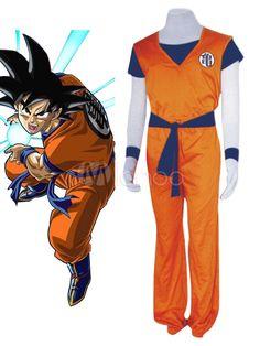 Dragon Ball Son Goku Halloween Cosplay Costume Kakarotto Cosplay