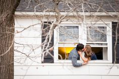 Danielle and Michael First Home Photo By Laura Napoli Photography