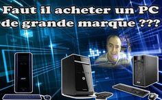 ### NOUVELLE VIDÉO ###  Faut il acheter  PC de marque  HP  DELL  ASUS  ACER  Aujourd'hui je vous propose de repondre a une question ensemble... je me suis rendu dans un magasin Mediamarkt pour prendre quelques configurations et essayer de les reproduire afin de voir si il est intéressant d'acheter des ordinateurs de grande marque comme DELL - ASUS - ACER - HP ou autres  J'espère que vous apprécierez cette vidéo et que vous n'hesiterez pas  à la partager ;-) Et aussi n'oubliez pas qu'un petit…