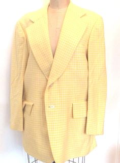Vintage Antique Estate RARE Union Made Yellow and by MADVintology, $45.00