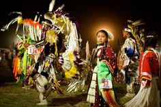 Pow WoW Jingle Dress | Oglala Lakota Nation Pow Wow Photos -- National Geographic
