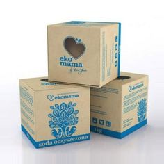 Soda oczyszczona (1 kg) - ekologiczny detergent / EkoMama blubalon.pl