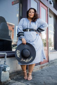 GarnerStyle | The Curvy Girl Guide: Fab Look for Less: My $40 Dress