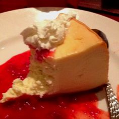 Some of the best cheesecake: Longhorn Steakhouse!
