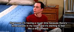 The Sheldooonnnn #TheBigBangTheory  #SheldonCooper #Season7 #Episode10 ahahaha