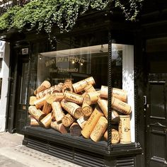 "BERRY BROS & RUDD LTD., London,UK, Wine Merchants, ""Corks Are Popping"", pinned by Ton van der Veer"