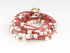 The Knotty Do-It-All: New Bracelets!