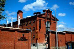 Sleeping vanglas, uus stiilne hotell - Madame Figaro