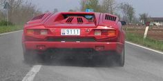 Watch 180 supercars speed off in epic video