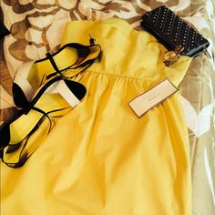 Brand New J.CREW Lightweight Strapless Dress! Graduation?  Mothers Day? Wedding? Haven't found the right outfit?! Then say yes to the dress!! Pair this winner with great heels, awesome accessories and you'll definitely turn heads! J. Crew Dresses Strapless